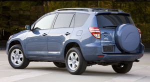 The 2006-2011 Toyota Rav4 crossovers are said to be among those vehicles being recalled.