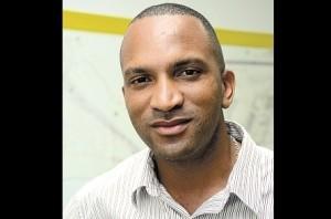 E Jay Saunders-CEO for Digicel Turks and Caicos
