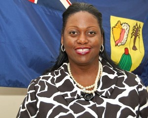 Acting Attorney General, Rhondalee Brathwaite-Knowles