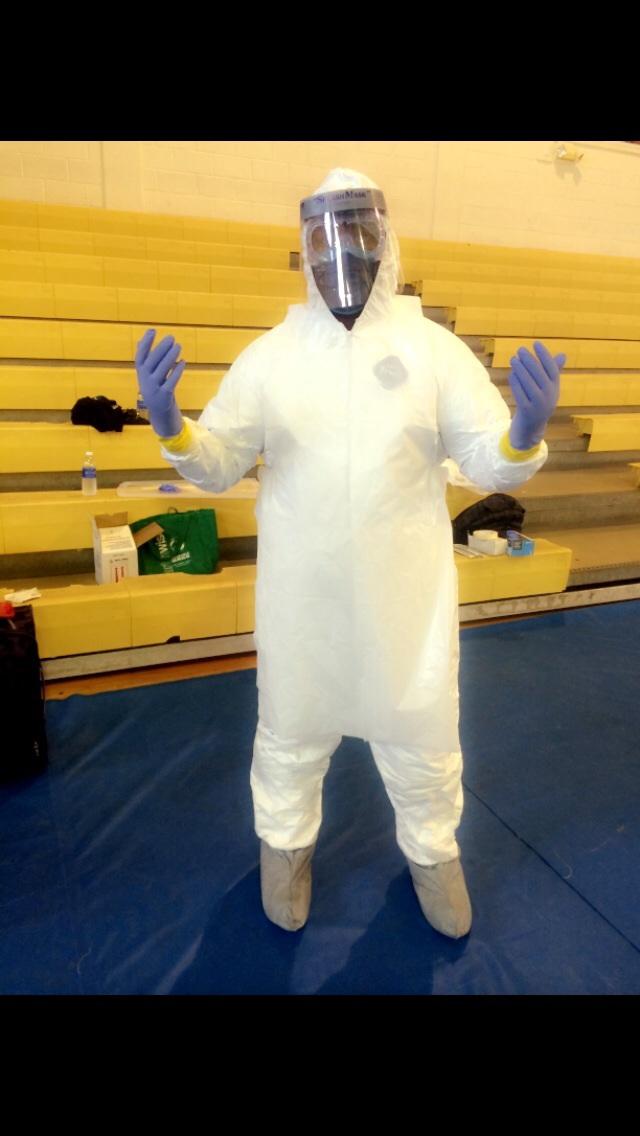 Ebola seminar