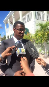 Premier Ewing on NIB