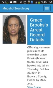 grace brooks