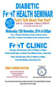 Diabetic Foot Health Seminar