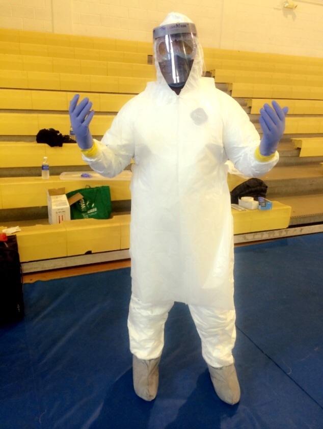 Ebola ready