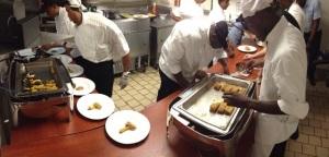 blue haven resort chefs