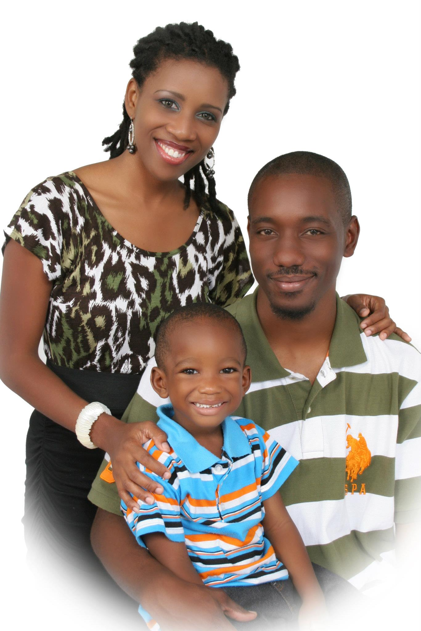 lavard and family