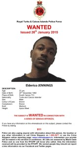 20150126 Eldrico JENNINGS WANTED