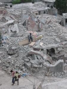 Haiti Quake Devastation