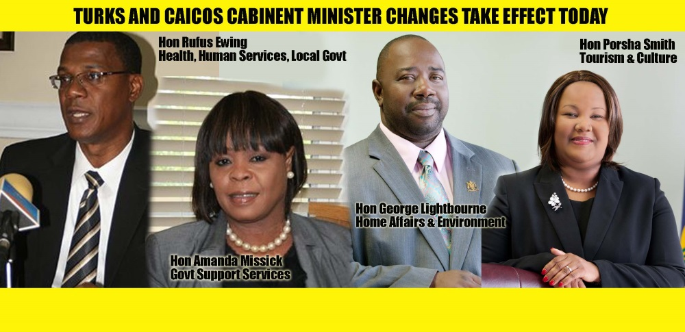 PNP Cabinet Changes