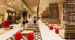 Digicel Marriott Inside