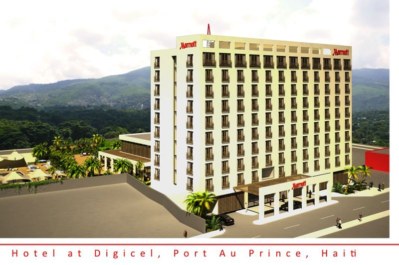 Digicel Marriott