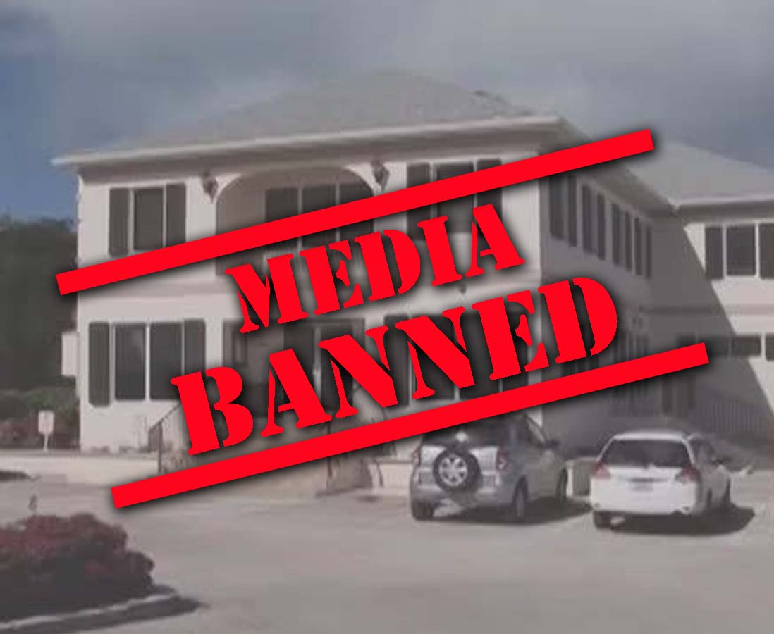 Media Banned