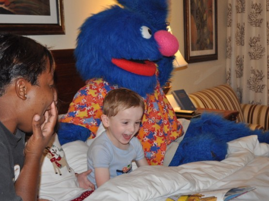 Grover Reading