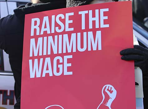 Raise Minimum Wage