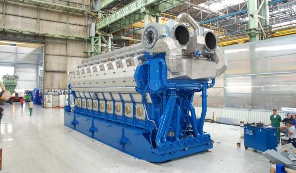 Wartsillia Engine