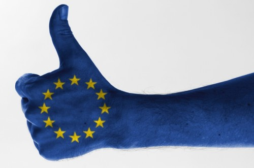 EU thumbs up