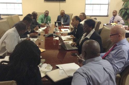 Ebola meeting