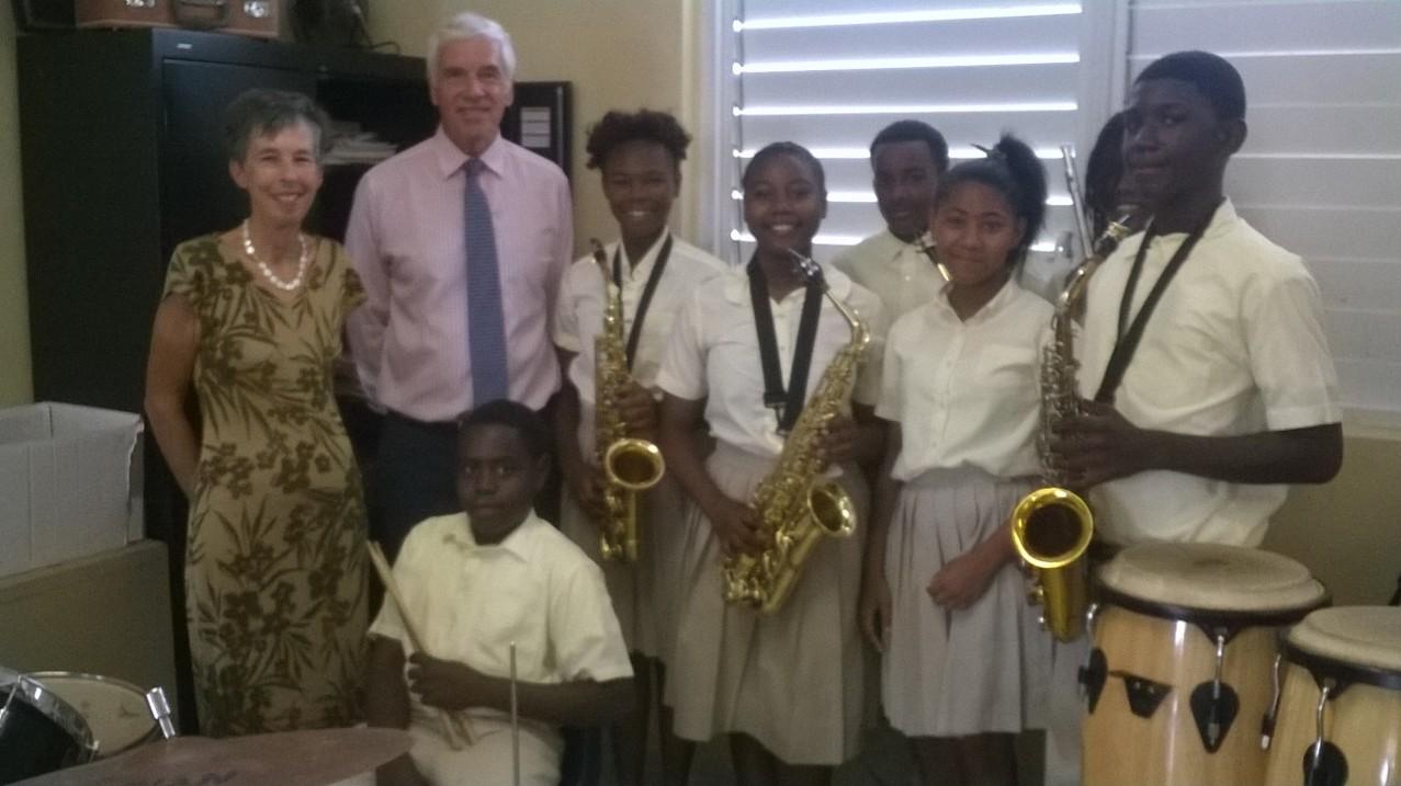 S Caicos Band