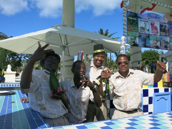 Beaches Staff