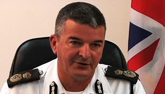 Commissioner Baines