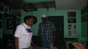 Inside Junkanoo Club