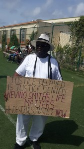 KS Protest Man