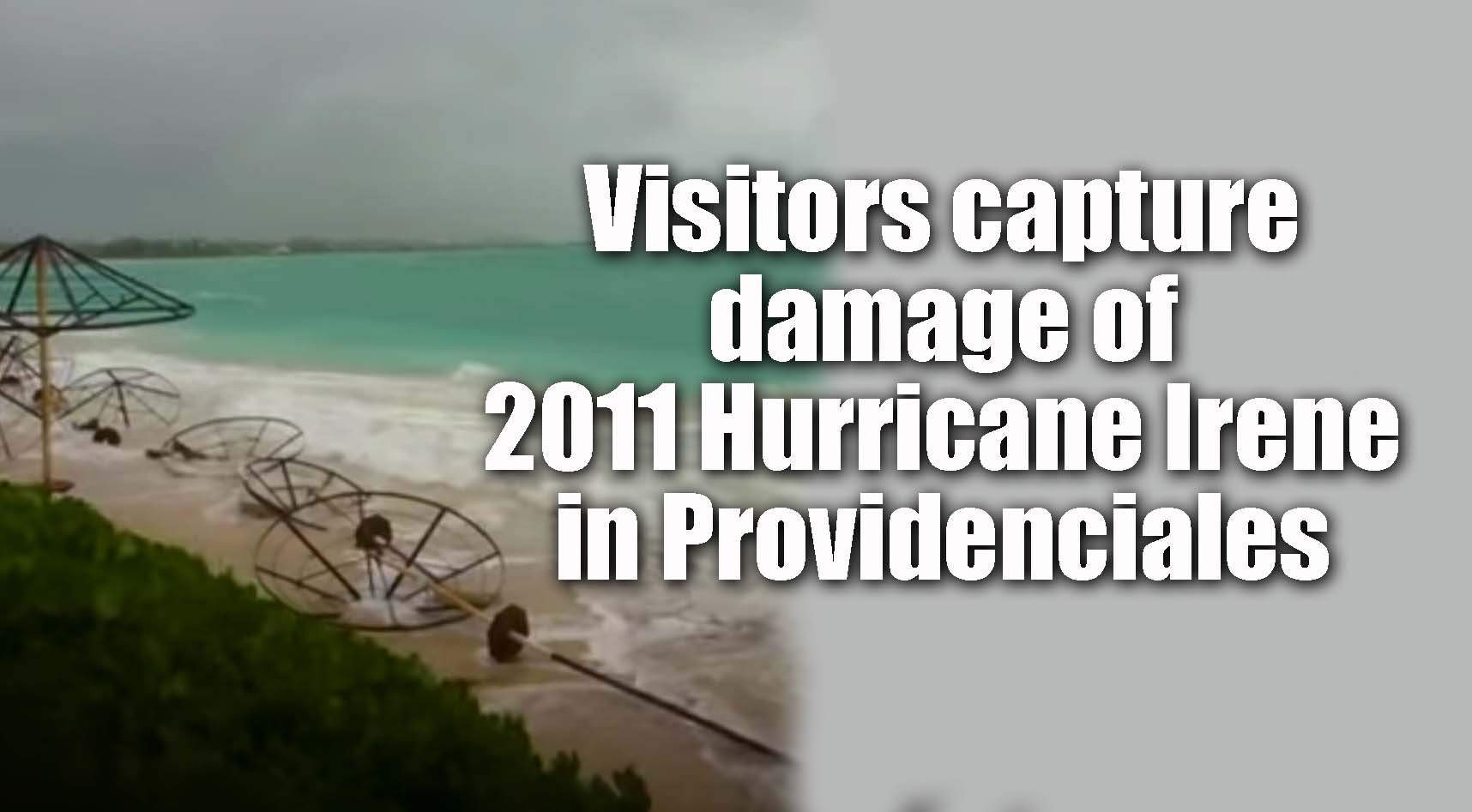 Tourism Hurricane Plan