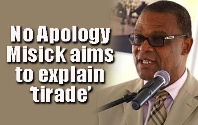 Washy No apology