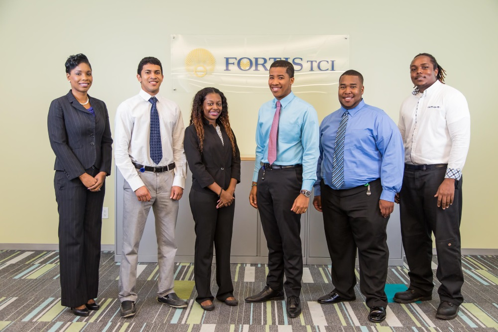 2015 FortisTCI College Summer Interns - (1)