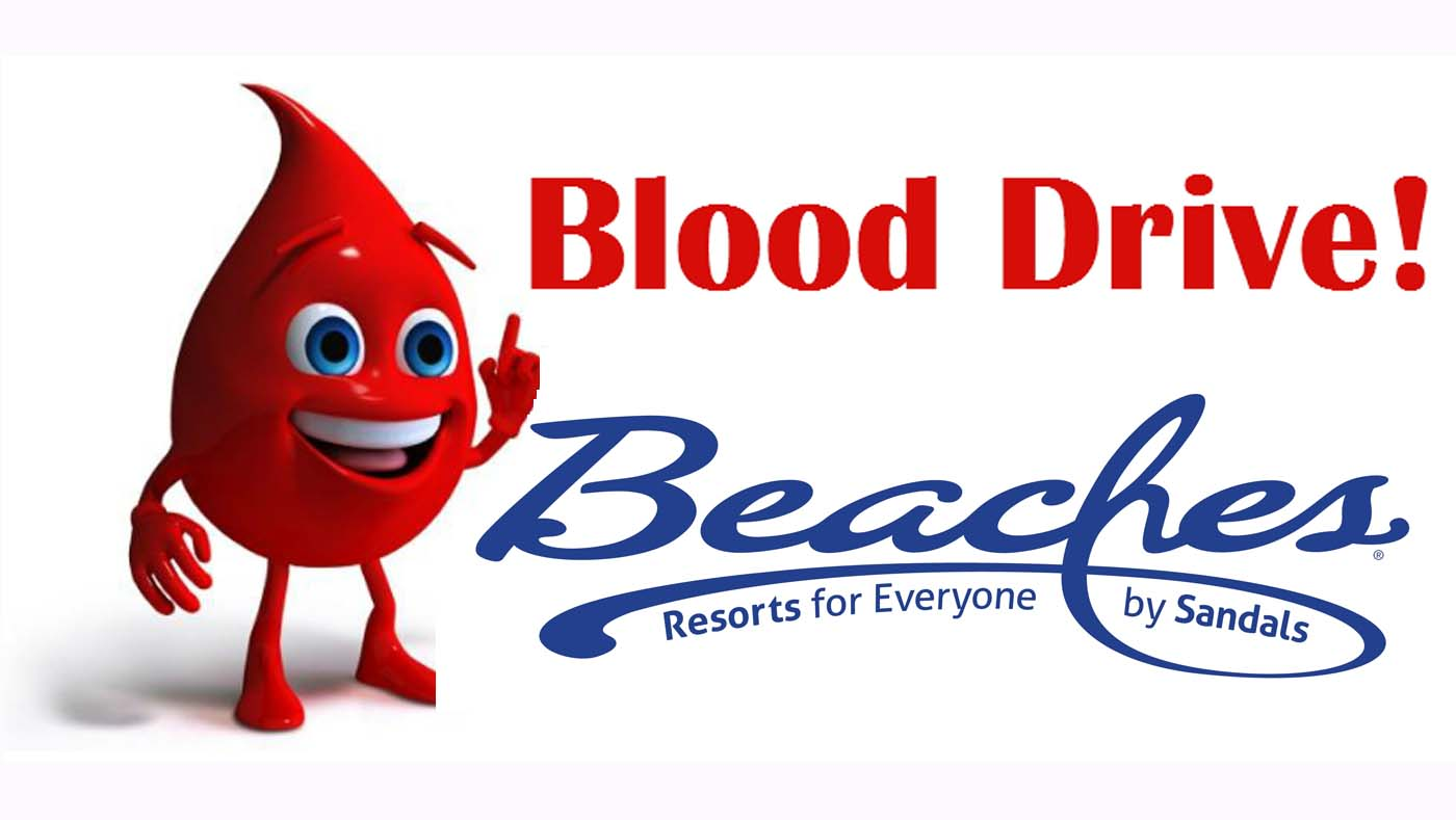 Blood Drive at Beaches