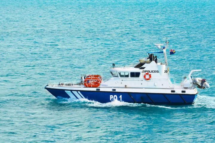 TCI-marine-police