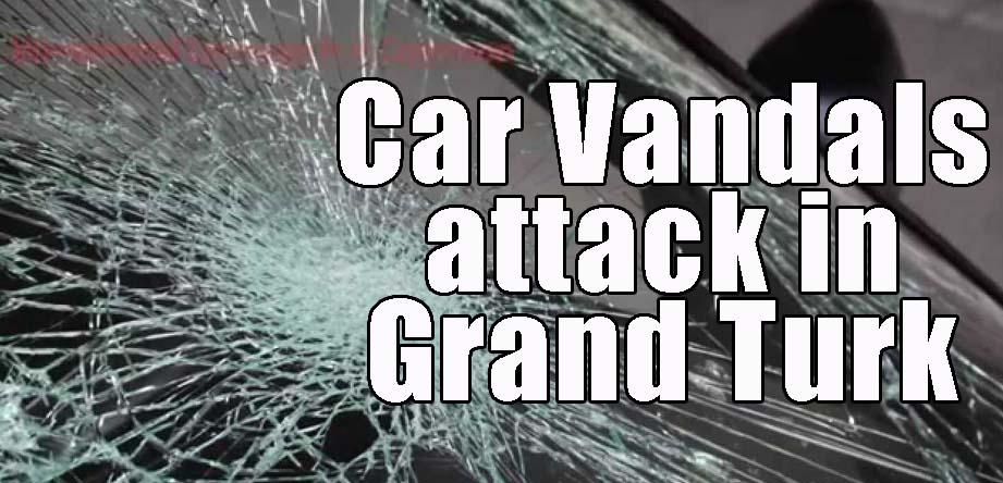 car vandals