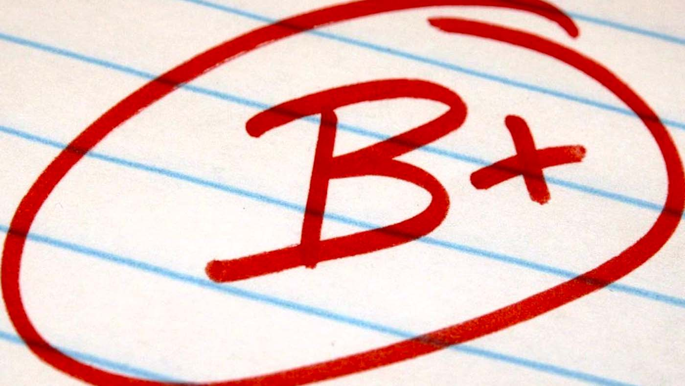 B+ Grade CXC