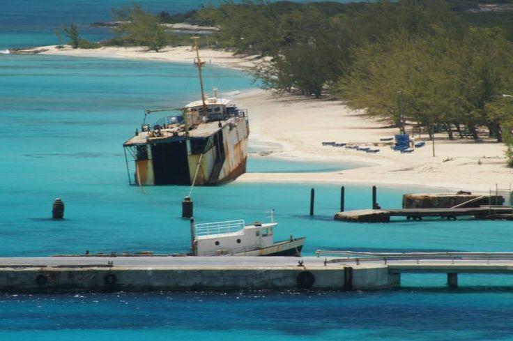 GT Ship Wreck MV Mega Triton