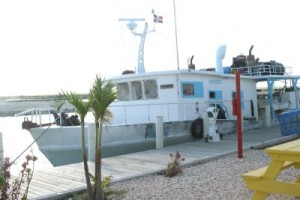Dominicans Poaching Vessel