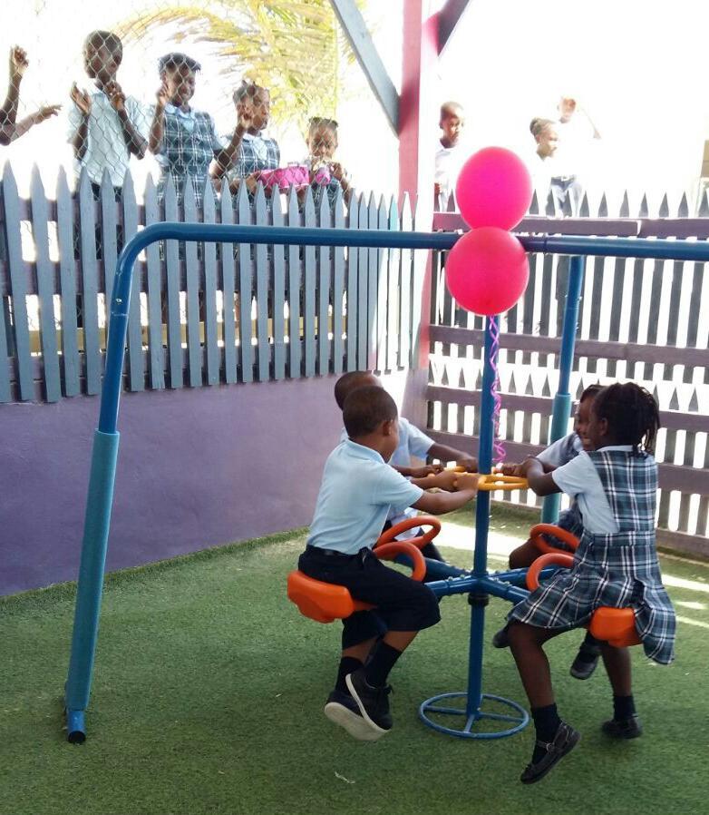 Rbc Amp And Construction Make Oseta Jolly Playground Like