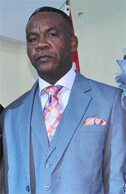 Pastor Hamilton