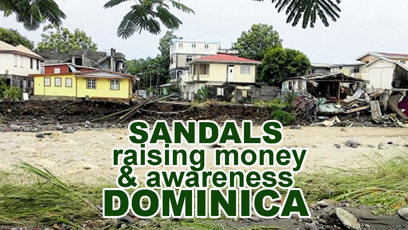 Sandals for Dominica