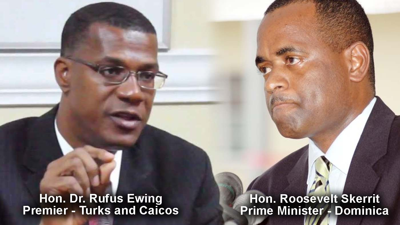 TCI Dominica Leaders