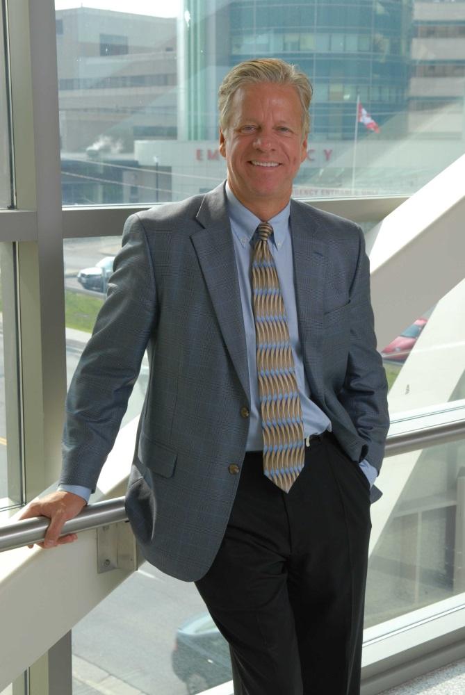 TCI Hospital new CEO Daniel Carriere