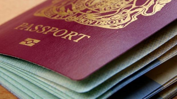 E Passport Uk
