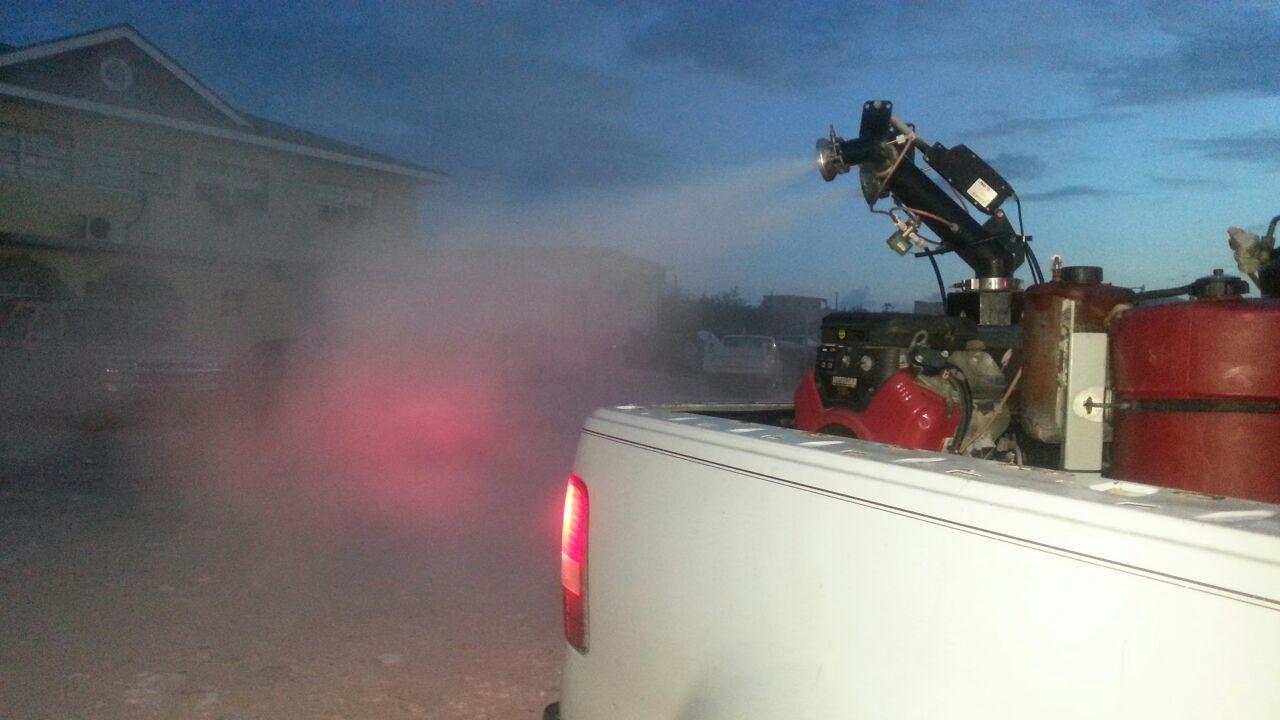 Mosquito fogging