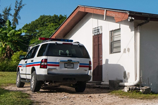 NC Police Station