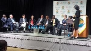 Premier at CTO panel
