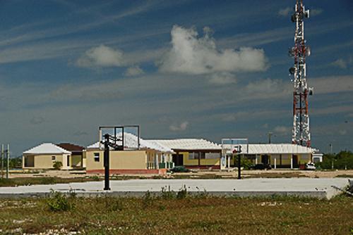 South Caicos school