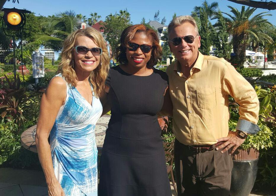 Pictured Stacy Cox of TCI Hotel & Tourism Association