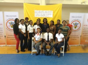 Staff & students support the Integrity Commission's debate