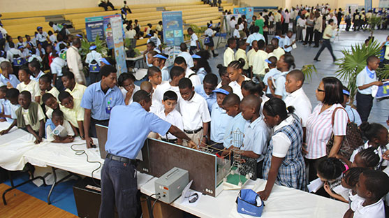 FortisTCI Science Fair 2015