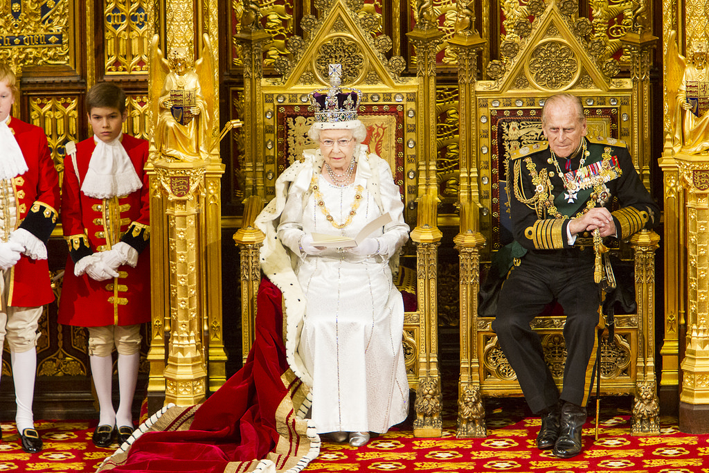 Queen E II Throne Speech