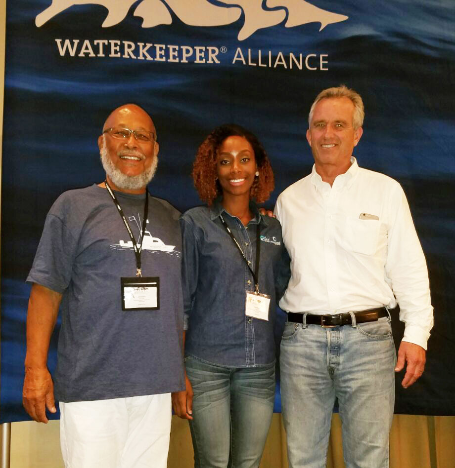 STB-Chairman-Joseph-Darville-STB-Facilitator-Rashema--Ingraham-and-Waterkeeper-Alliance-President-Robert-F-Kennedy-Jr-